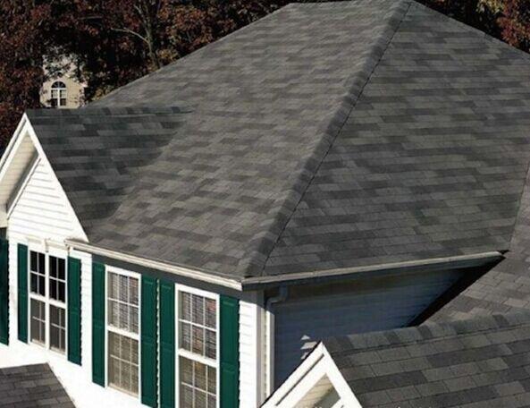 屋顶的种类与用料是房子组成的重要部分