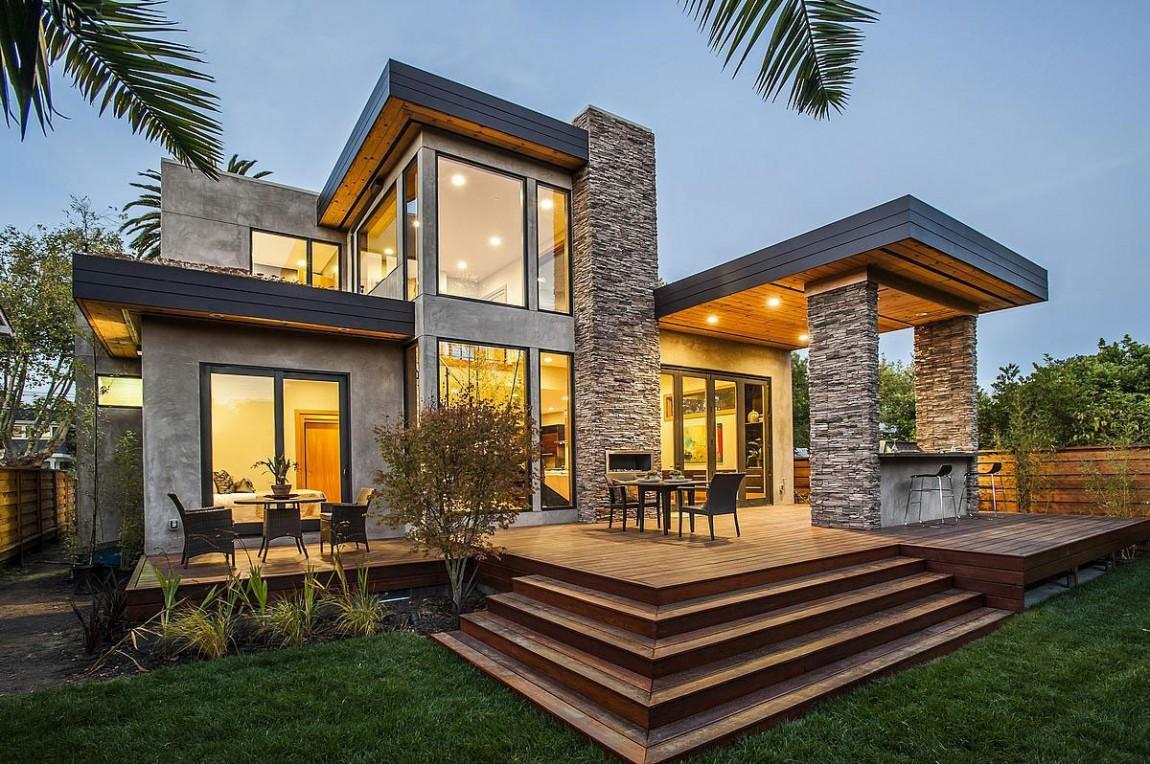带你认识加拿大8种最流行的别墅设计风格