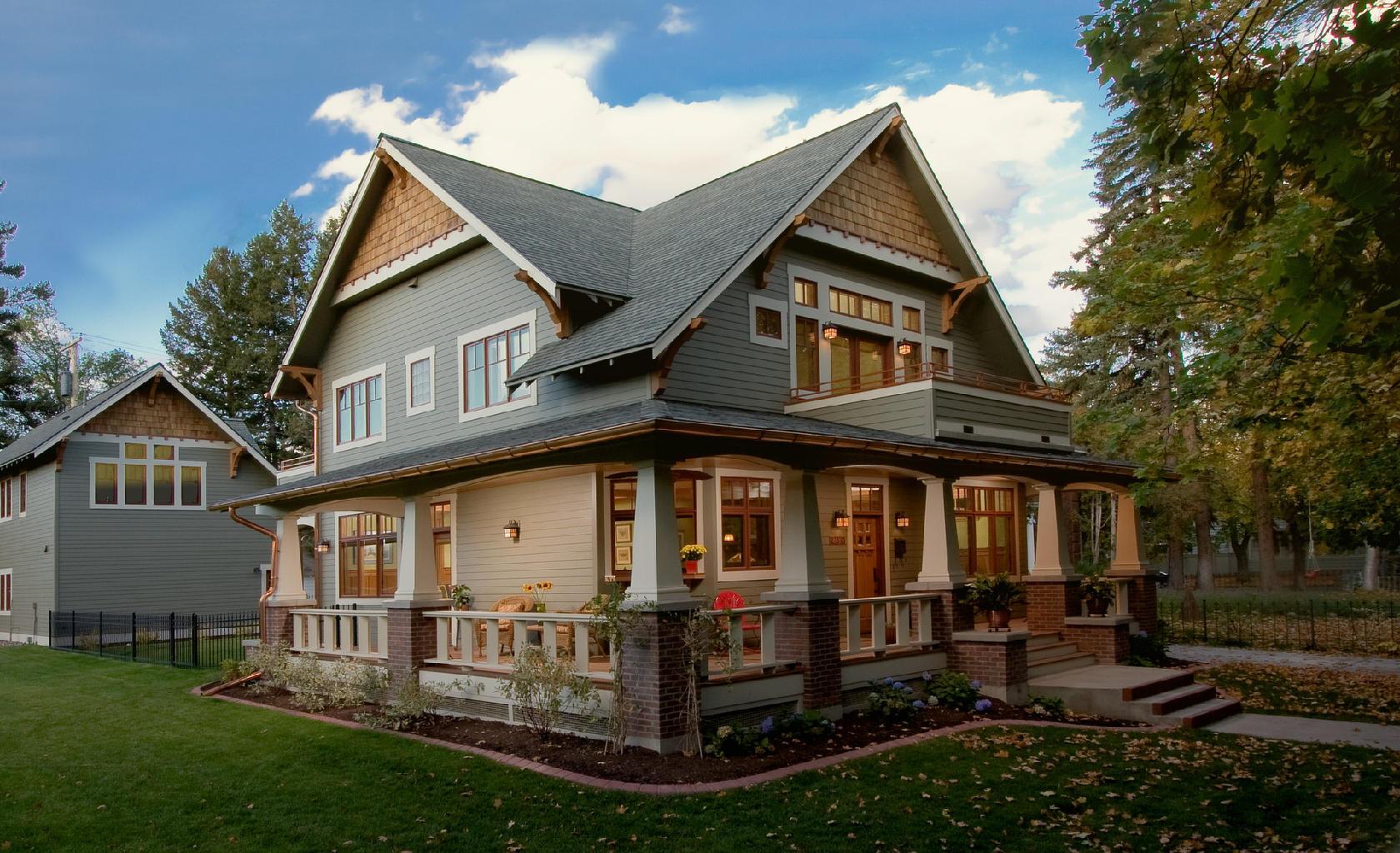 温哥华的风格看花了眼?带你认识加拿大8种最流行的锦绣v风格别墅葛店香江别墅别墅图片