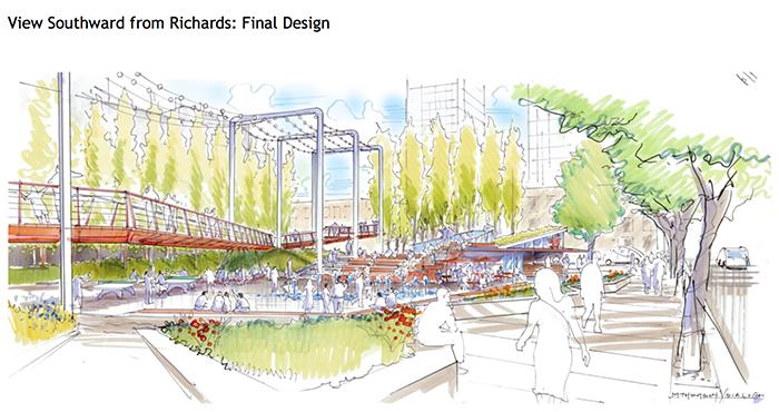 """温哥华市中心打造""""空中花园"""",古巴比伦的浪漫情怀原来还可以这么玩"""