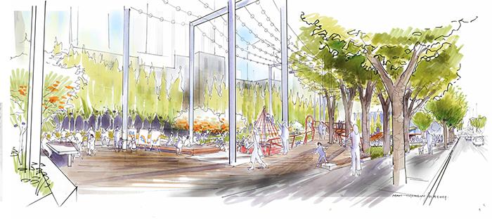 """温哥华市中心打造""""空中花园"""",古巴比伦的浪漫情怀原来"""