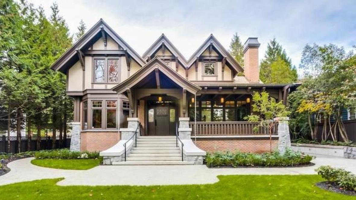 加拿大別墅_加拿大別墅圖片